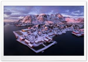 Ballstad village, Lofoten...