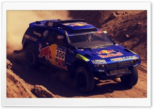 Rally Paris Dakar Car