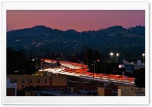 Road At Night