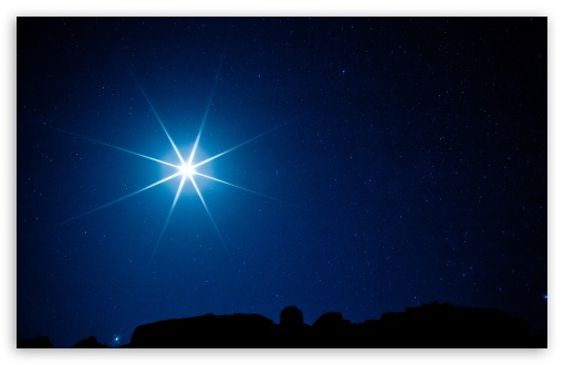 Download Shining Star UltraHD Wallpaper