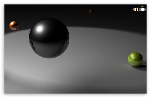 Download Sphere UltraHD Wallpaper