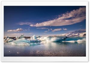Iceland Glacier Lagoon...