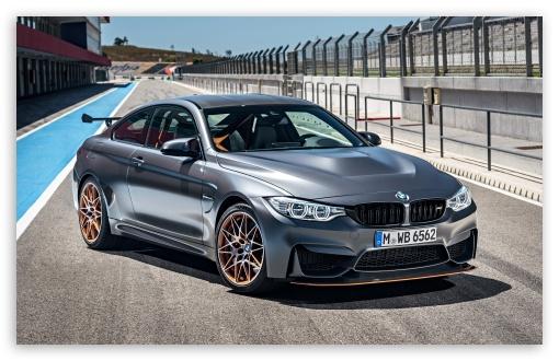 Download BMW M4 GTS 2016 UltraHD Wallpaper