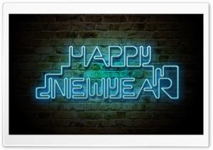 Happy New Year 2013 - Neon