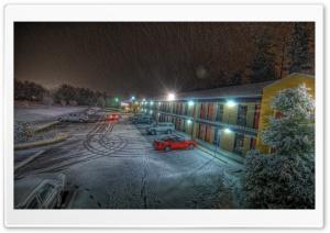 Motel, Winter