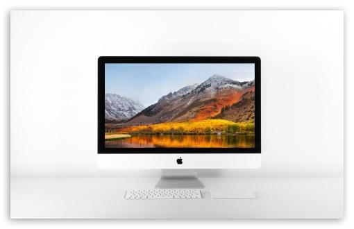 Download Workspace White Minimal Desk UltraHD Wallpaper