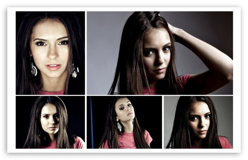 Download Nina Dobrev Photoshoot UltraHD Wallpaper