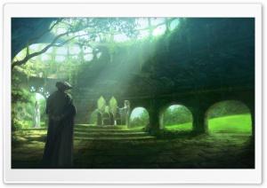 Ruins Of Doriath - Pete Amachree