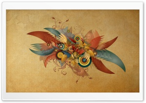 Vintage Abstract Design