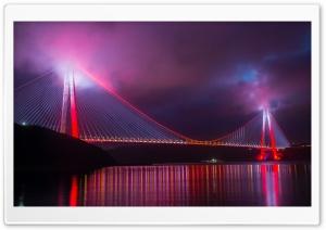 Bridge, Night Lights