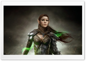 The Elder Scrolls Online Bosmer