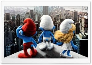 The Smurfs (2011) Movie