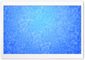 Light Blue Geometric...