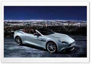 Aston Martin Convertible 2013
