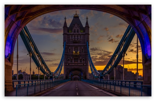 Download Tower Bridge, London UltraHD Wallpaper