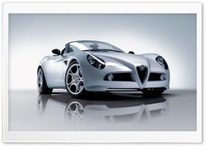 Alfa Romeo 8C Spider Car 3