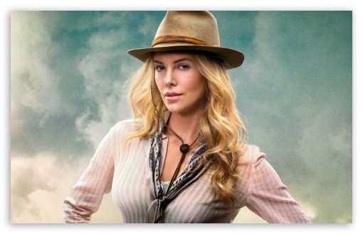 Download A Million Ways to Die in the West Charlize... UltraHD Wallpaper