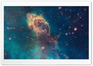 Nebula by Hubble