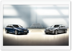BMW 5 Series Sedan And Wagon...