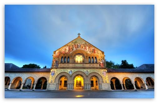 Download Stanford Memorial Church UltraHD Wallpaper
