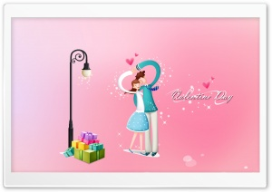 With Love Valentine's Day