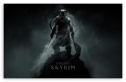 Download The Elder Scrolls V Skyrim UltraHD Wallpaper