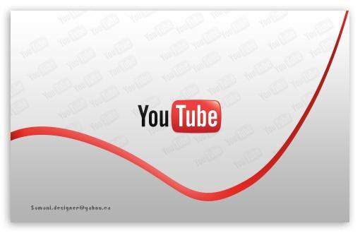 Download YouTube UltraHD Wallpaper