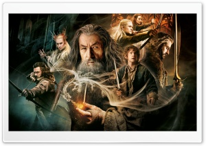 The Hobbit The Desolation of...