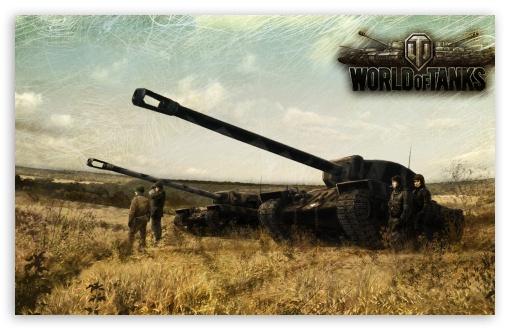 Download World of Tanks wallpaper 2 UltraHD Wallpaper