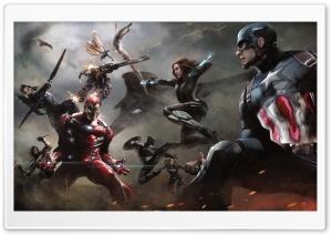 Captain America Civil War...