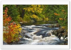 Roseau River, Muskoka Region,...