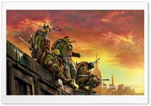 Teenage Mutant Ninja Turtles...