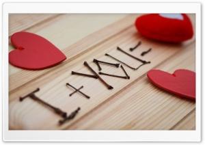 Heart Sticks Love Recognition...