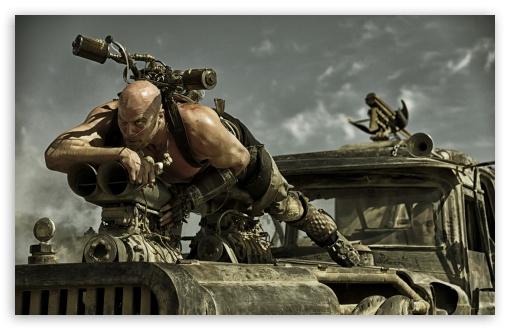 Download Mad Max Fury Road 2015 Rictus and Nux UltraHD Wallpaper