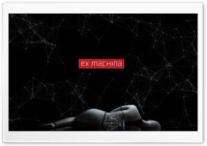 Ex Machina Robot Girl