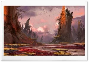 Destiny, Waking Mars