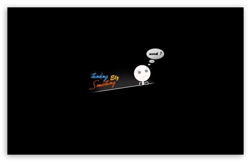 Download Thinking UltraHD Wallpaper