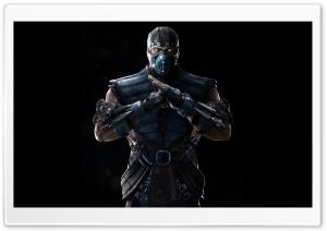 Mortal Kombat X Sub-Zero