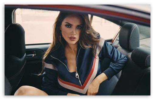 Download Beautiful Eiza Gonzalez Actress UltraHD Wallpaper
