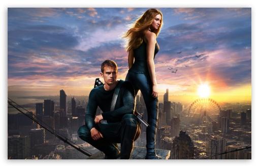 Download Divergent (2014) UltraHD Wallpaper