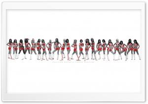 Houston Rockets Power Dancers