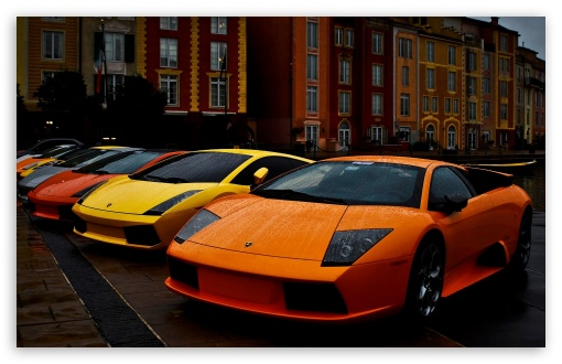 Download Lamborghini Cars UltraHD Wallpaper