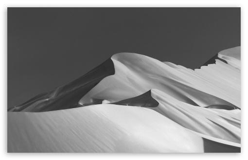 Download White Sand UltraHD Wallpaper