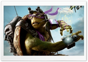 Donatello TMNT Out Of The...