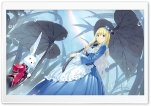Alice In Wonderland And The...