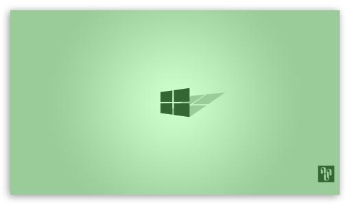 Download Windows 10, The Green Environment UltraHD Wallpaper