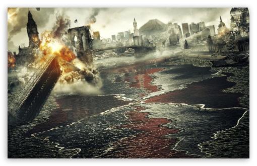 Download Resident Evil Retribution UltraHD Wallpaper