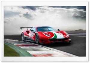 Ferrari 488 GT3 EVO Race Car...