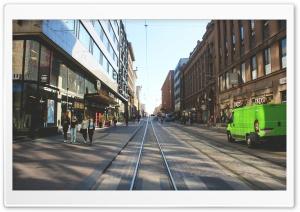 Somewhere in Helsinki
