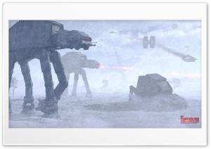 Star Wars Battle of Hoth